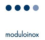 Marchio Modulo inox