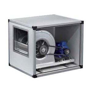 Portata mc³ 1400 - Potenza W 147 - Pressione statica 15 Pa - Protezione IP55 - Alimentazione monofase - Dimensioni cm L 50 x P 50 x H 50