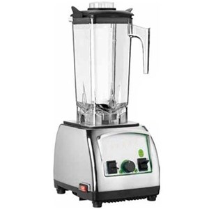 FRULLATORE FRAPPE' mod. DMB - N.1 Bicchiere INOX  Lt 0,8 - Potenza 400 W - 230V monofase - 50-60 Hz - Norma CE