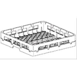 CESTELLO PIATTI 18 POSTI POLIPROPILENE - Dimensioni cm L 50 x P 50 x h 11