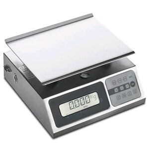 BILANCIA - MOD. BIL 20G - DIMENSIONI PIATTO cm L 24 x P 18 - PORTATA MASSIMA kg 20 - NORMA CE
