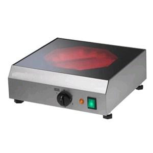 Piani di cottura elettrici per cucine professionali - Allforfood