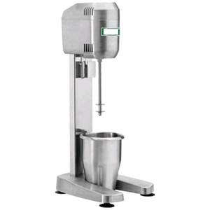 FRULLATORE FRAPPE' - Mod. DMB - N. 1 Bicchiere inox Lt 0,8 - Potenza 400 W - Alimentazione monofase 220-240V/1/50-60Hz - Norma CE