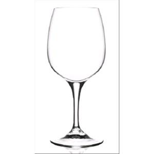 Calice acqua in vetro luxion - RCR Linea DAILY- Codice 26243020006 - Capacità 34 cl  - 11  1/2 oz - Diametro mm 80 - Altezza mm 182 - Imballo confezione da n. 6 Unità