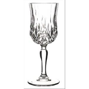 Calice vino in vetro luxion - RCR Linea OPERA- Codice 25606020006 - Capacità 16 cl  - 5  1/2 oz - Diametro mm 70 - Altezza mm 177 - Imballo confezione da n. 6 Unità