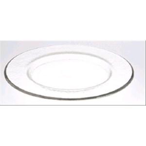Segnaposto  - VETRERIA VAS Linea 8003 - Diametro cm 32,5 - Imballo confezione da n. 1 Unità
