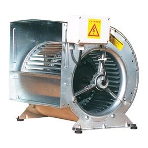Motoventilatori centrifughi a doppia aspirazione - Rotore esterno - Alimentazione monofase 230V/1/50Hz - Protezione IP55 - 1 velocità