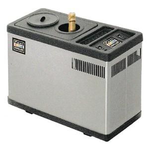 Refrigeratore di bottiglie da banco FAST CHILLER mod. TT2X - Capacità 2 bottiglie - Ideale per raffredare vini e altre bevande in pochi minuti - Raffreddato a gas - Consumo W 265 - Alimentazione monofase - Dim. cm L 60,5 x P 28,3 x 44,5 h - 35 Kg
