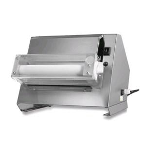 STENDIPIZZA - MOD. TQS30UNO - MONORULLO - Diametro pizza cm 14/30 - Peso pasta gr 80/210 - Potenza motore W 250 - Monofase 230V/50Hz - Norma CE - Peso Kg 21