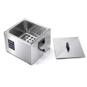 RISCALDATORE TERMOREGOLATO - MOD. SOFTCOOKER GN2/3R - Con rubinetto di scarico - TEMPERATURE °C +40/+115 - ALIMENTAZIONE V 230/50Hz MONOFASE - POTENZA W 1150 - NORMA CE