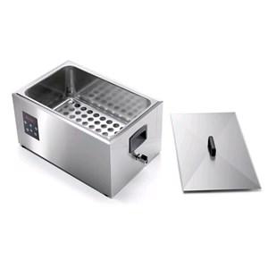 RISCALDATORE TERMOREGOLATO - MOD. SOFTCOOKER GN1/1R - Con rubinetto di scarico - TEMPERATURE °C +40/+115 - ALIMENTAZIONE V 230/50Hz MONOFASE - POTENZA W 1700 - NORMA CE