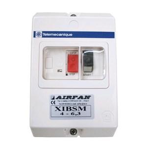 Salvamotore di protezione termica - Uno per ogni motore - Dimensioni cm L 9 x P 9 x H 17