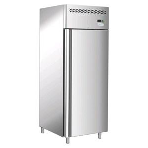 Armadio frigo in acciaio inox Forcold modello G-GN650TN-FC