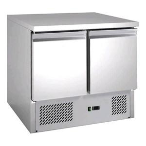 Saladette e tavolo refrigerato in acciaio inox Forcold G-S901 FC