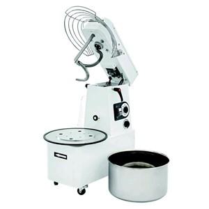 Impastatrice a spirale con testa sollevabile e vasca removibile Prismafood IRV 15