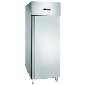 Armadio frigo in acciaio inox Allforfood modello CZ700TN