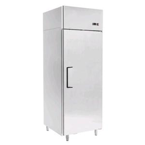 Armadio frigo congelatore in acciaio inox Allforfood modello KEG8113GR