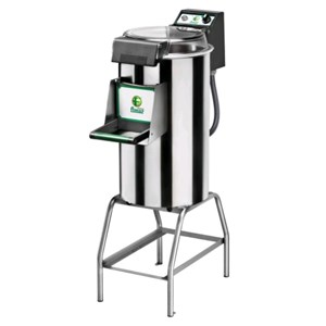PELAPATATE Mod. PPF10 - Capacità carico kg 10 - Produzione oraria kg/h 120 - (Dotato di un piattello patate e cavalletto mod. CI ) - ALIMENTAZIONE MONOFASE o TRIFASE - Potenza hp 1 / 750W - Norma CE