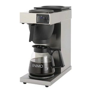 MACCHINA PER CAFFE' AMERICANO - MOD. EXCELSO - PRODUZIONE ORARIA Lt. 18 - PRODUZIONE l/min 1,8/5-6 - POTENZA W 2250 - DIMENSIONI mm. L 190 x P 370 x 433 h