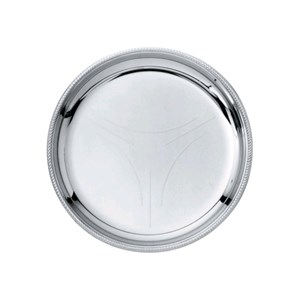 Sottobottiglia - ALESSI Linea MERCURIO- Codice 800/14 - Diametro cm 14 - Imballo confezione da n. 6 Unità