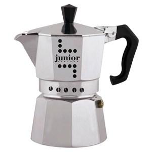 Caffettiera - BIALETTI Linea JUNIOR - Imballo confezione da n. 1 Unità
