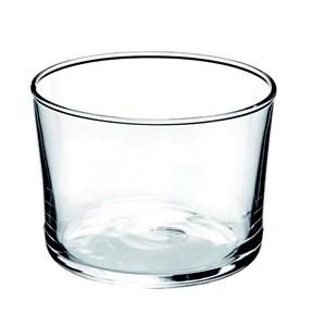 Bicchiere mini - BORMIOLI ROCCO Linea BODEGA- Codice 7.10860 - Capacità 21,5 cl  - 7oz - Diametro mm 82 - Altezza mm 58 - Imballo confezione da n. 36 Unità