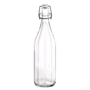 Bottiglia - CERVE Linea MILLY- Codice d18390 - Capacità 100 cl  - Diametro mm 83 - Altezza mm 317 - Imballo confezione da n. 1 Unità
