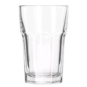 Bicchiere  - LIBBEY Linea GIBRALTAR- Codice 15236 - Capacità 26,6 cl  - 9oz - Diametro mm 56 - Altezza mm 115 - Imballo confezione da n. 36 Unità