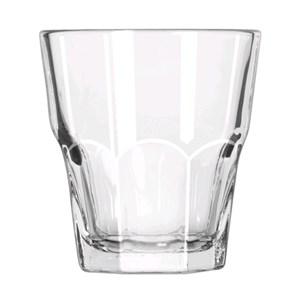 Bicchiere - LIBBEY Linea GIBRALTAR- Codice 15249 - Capacità 16,3 cl  - 5  1/2 oz - Diametro mm 55 - Altezza mm 80 - Imballo confezione da n. 36 Unità