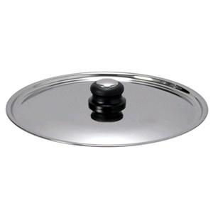 Coperchio in inox - MEDRI Linea  - Diametro cm 14 - Imballo confezione da n. 12 Unità