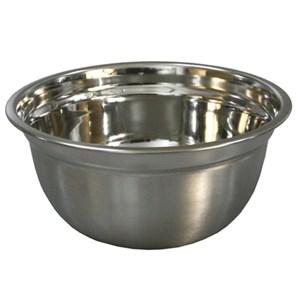 Mixing bowl in inox - MEDRI Linea  - Diametro cm 18 - Imballo confezione da n. 1 Unità