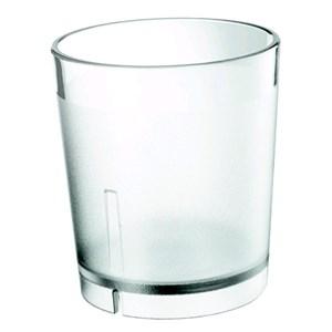 C/6 bicchieri in policarbonato - GUZZINI Linea HAPPY HOUR- Codice 2335/09 - Capacità 38 cl  - Imballo confezione da n. 1 Unità