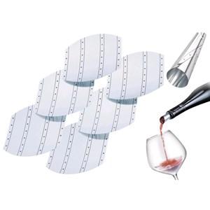 C/6 wine stopper - MEDRI Linea - Codice 044355 - Imballo confezione da n. 1 Unità