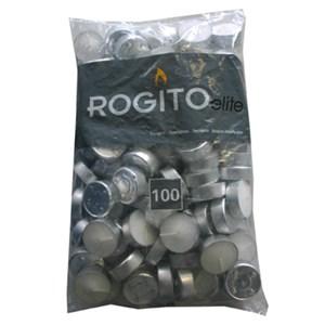 C/100 lumini tealight  - MEDRI Linea - Codice 022727 - Imballo confezione da n. 1 Unità