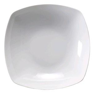 Piatto fondo quadro - APULUM Linea - Codice 1281 - Dimensioni cm 20x20 - Imballo confezione da n. 6 Unità