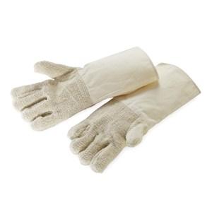 C/2 guanti 5 dita in cotone - THERMOHAUSER Linea - Codice 44992 - Imballo confezione da n. 1 Unità