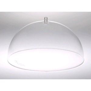 Campana tonda in policarbonato - ALADINO Linea - Codice 015.07 - Diametro cm 17 - Imballo confezione da n. 1 Unità