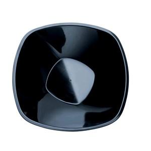 C/3 insalatiere quadrate in polistirolo - GOLD PLAST Linea - Codice 5058-19 - Dimensioni cm 21 - Imballo confezione da n. 1 Unità