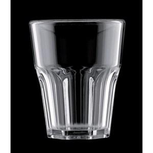 Bicchiere granity shot in policarbonato - GOLD PLAST Linea - Codice 3767 - Capacità 4 cl  - Imballo confezione da n. 6 Unità