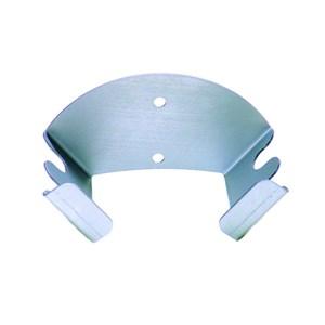 Appendipala da parete in alluminio - GI.METAL Linea - Codice ac-apm - Dimensioni cm 18x9 - Altezza cm 9 - Imballo confezione da n. 1 Unità