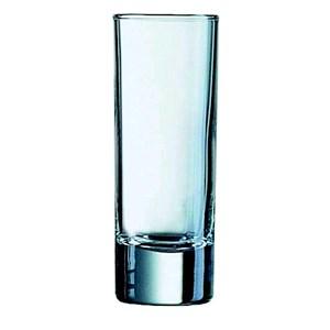 Bicchiere - ARCOROC Linea ISLANDE- Codice 40375 - Capacità 6 cl  - 2oz - Diametro mm 38 - Altezza mm 105 - Imballo confezione da n. 12 Unità
