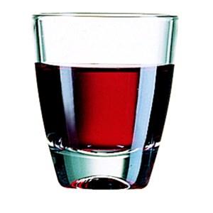 Bicchiere - ARCOROC Linea GIN- Codice 00065 - Capacità 5 cl  - 1  1/2 oz - Diametro mm 48 - Altezza mm 57 - Imballo confezione da n. 24 Unità