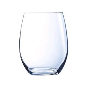 Bicchiere - CHEF&SOMMELIER Linea PRIMARY- Codice g3322 - Capacità 36 cl  - 12oz - Diametro mm 81 - Altezza mm 102 - Imballo confezione da n. 6 Unità