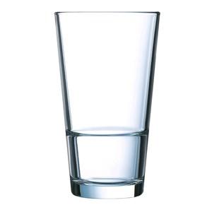 Bicchiere - ARCOROC Linea STACK UP- Codice h9955 - Capacità 40 cl  - 13  1/2 oz - Diametro mm 83 - Altezza mm 144 - Imballo confezione da n. 12 Unità