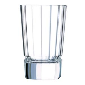 Bicchiere in vetro diamax - CRISTAL D'ARQUES Linea MACASSAR- Codice l6591 - Capacità 6 cl  - 2oz - Diametro mm 48 - Altezza mm 78 - Imballo confezione da n. 6 Unità
