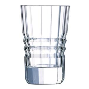 Bicchiere in vetro diamax - CRISTAL D'ARQUES Linea ARCHITECTE- Codice l6584 - Capacità 6 cl  - 2oz - Diametro mm 48 - Altezza mm 78 - Imballo confezione da n. 6 Unità