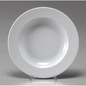 Piatto fondo - INKER Linea SELENA- Codice 881 - Diametro cm 22 - Imballo confezione da n. 24 Unità