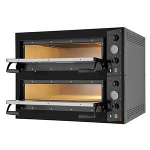 Forno elettrico per pizza Allforfood BLACK 66
