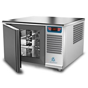 Abbattitore di temperatura 3 teglie Allforfood AB2/3