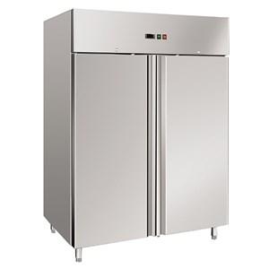 Armadio frigo in acciaio inox Allforfood modello CZ1500TN
